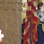 Annual candlelight vigil spreads awareness for mental illness at Luzerne County Courthouse