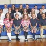 St. Nicholas-St. Mary School announces Johns Hopkins Scholars