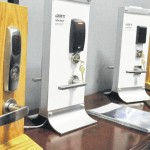 Kingston company offers interactive display to show new safety locks and doors