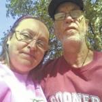 Thomas James and Kathy Ann Davis, Jr. anniversary