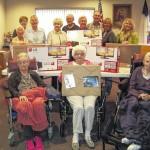 Meadows Nursing and Rehabilitation Center receives donations