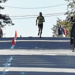 A pair of familiar faces win Steamtown Marathon