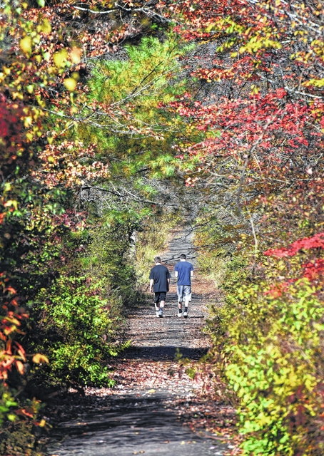 Gallery: Fall at Frances Slocum State Park