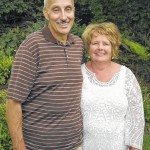 Mr. & Mrs. Brian Fischer