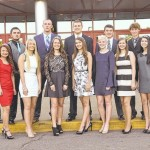 Lake Lehman announces homecoming court