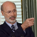 Wolf says he won't cave on demand to fix state's deficit