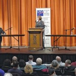 DA candidates take stage in public forum