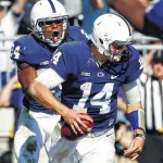 Penn State rallies after Indiana QB Zander Diamont's taunt