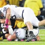 Ben Kline relishing return to action for Penn State