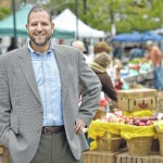 Behind the Business: Larry Newman is a 'man about town'