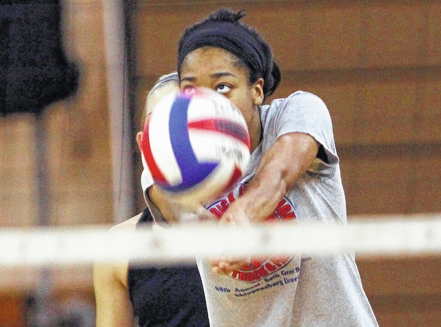 Coughlins volleyball team reaping benefits of hard work