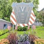 A monumental effort to preserve monument honoring WW II veterans