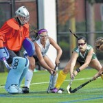 Wyoming Area field hockey claims groundbreaking win