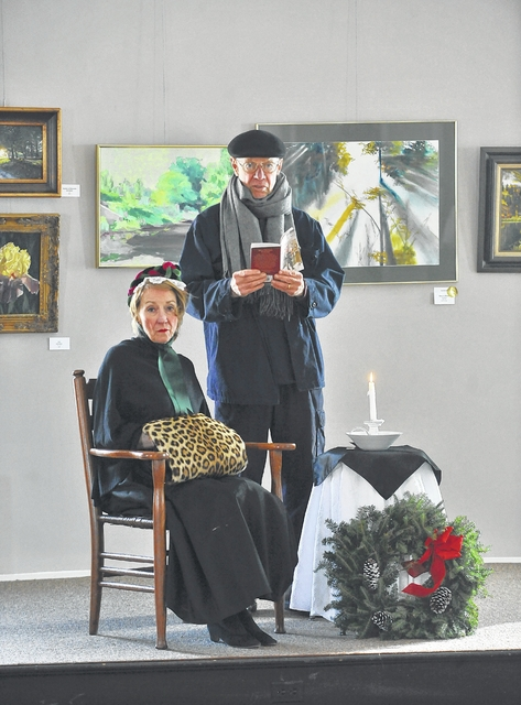Wyoming Valley Art League to hold 'A Christmas Carol' reading Nov. 29