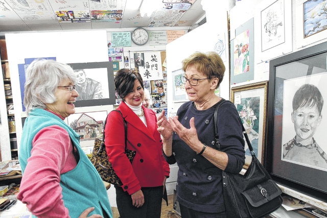 Sue Hand's Imagery, Dallas, celebrates 40 years in business
