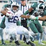 Saquon Barkley breaks Penn State freshman record