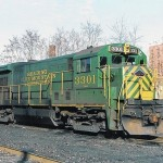 Reading & Northern to take over rail service to Humboldt