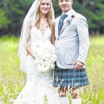 Kristin Clark and Joshua Dickman wedding