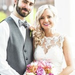 Sara Broski and Ryan Patrick Murphy wedding