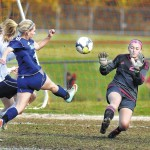 Skyler Panattieri and Kendall Pearage spark Coughlin's run to District 2 girls soccer finals