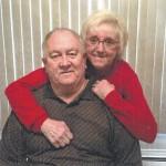 Mr. and Mrs. Joseph Ruddy celebrate 50th anniversary!
