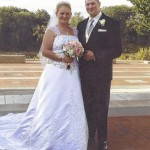 Erica Marie Karcheski and Steven Edward Flannery wedding
