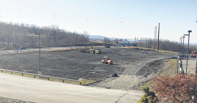 Site Work Underway For Wyoming Valley Motors Move Times