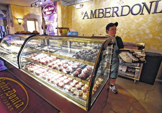 AmberDonia Bakery is hidden treasure in Kingston