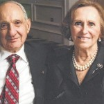 Mr. and Mrs. Carmen Falcone celebrate their 60th wedding anniversary