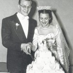 Mr. and Mrs. John McClosky celebrated their 65th wedding anniversary