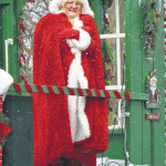 West Side welcomes Santa, holiday season with parade, tree lighting