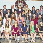 MMI inducts new members into the National Honor Society