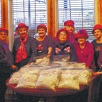 Tequila Rose Red Hats donate to the VA