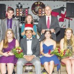 MMI crowns king and queen