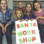 St. Clement & St. Peter's holding a Santas workshop