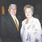 Mr. and Mrs. Edmund Garren celebrate 60th wedding anniversary