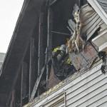 Update: Cause of Northampton Street fire under investigation