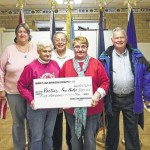 American Legion Post donates to food bank