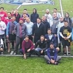 Soccer alums hope to start new tradition