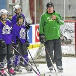 Breaking the ice: Lady Royals take a step forward for girls hockey