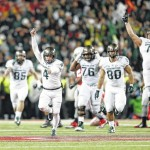 Penn State stands in the way of Michigan State's title berth
