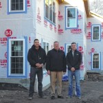 Lakeway Village Townhouses rentals in Harveys Lake slated for completion in January