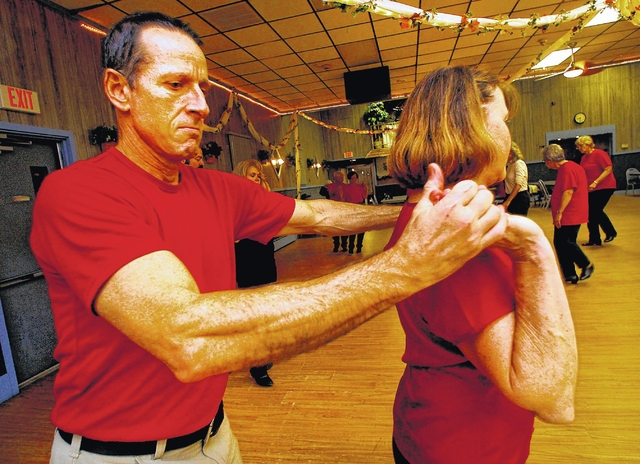 Anthracite Rose Western Dance Club meets for weekly Tuesday night dances at Dupont Hose Co.