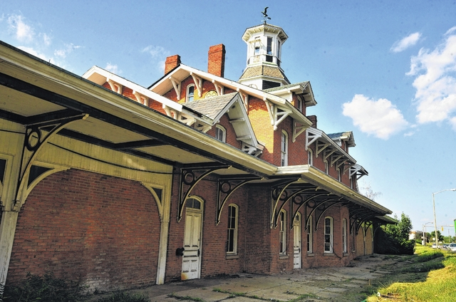 historic wilkes barre train station project still idling times leader. Black Bedroom Furniture Sets. Home Design Ideas