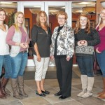 Local orthodontist speaks to LCCC dental students