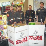 Wyoming UPS Store a Toys for Tots drop off