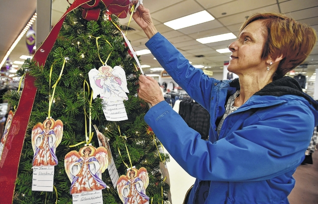 Angel trees at Boscov's provide opportunity to help those less fortunate