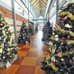 Festival of Trees on display at Luzerne County Community College