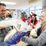LCCC's BASIC Club brings Christmas cheer to veterans at St. Francis of Assisi Commons