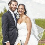 Megan Frances Conklin and Chad Frederick Newmark wedding